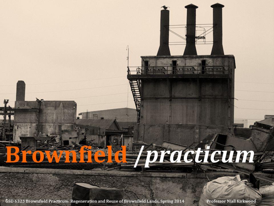 Brownfield /practicum