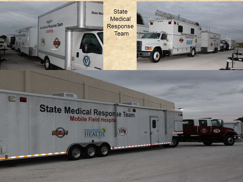 State Medical Response Team