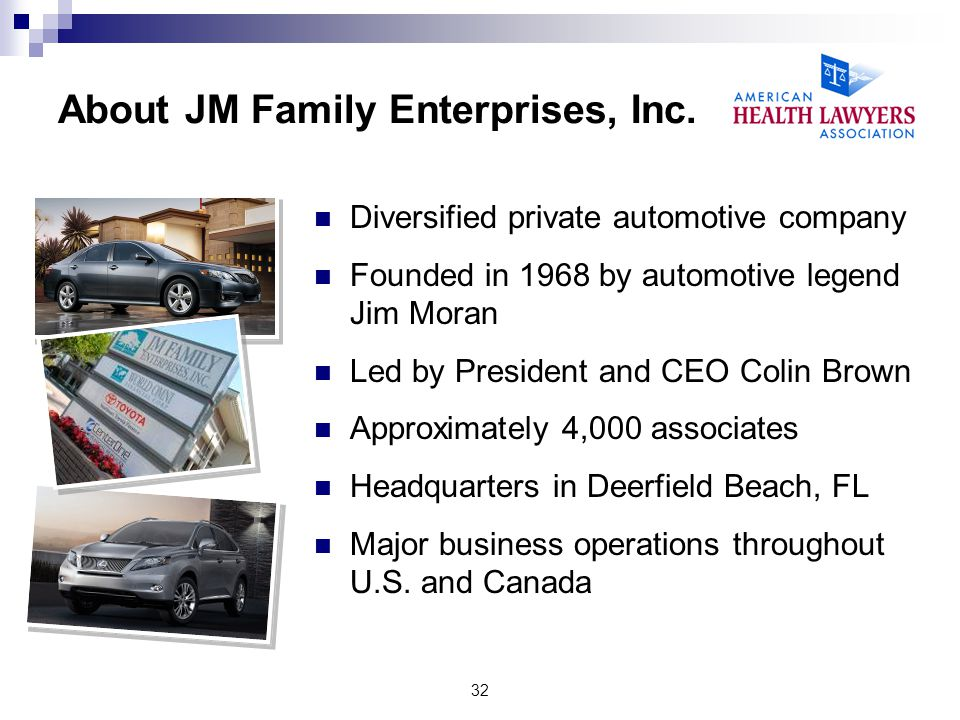 About JM Family Enterprises, Inc.