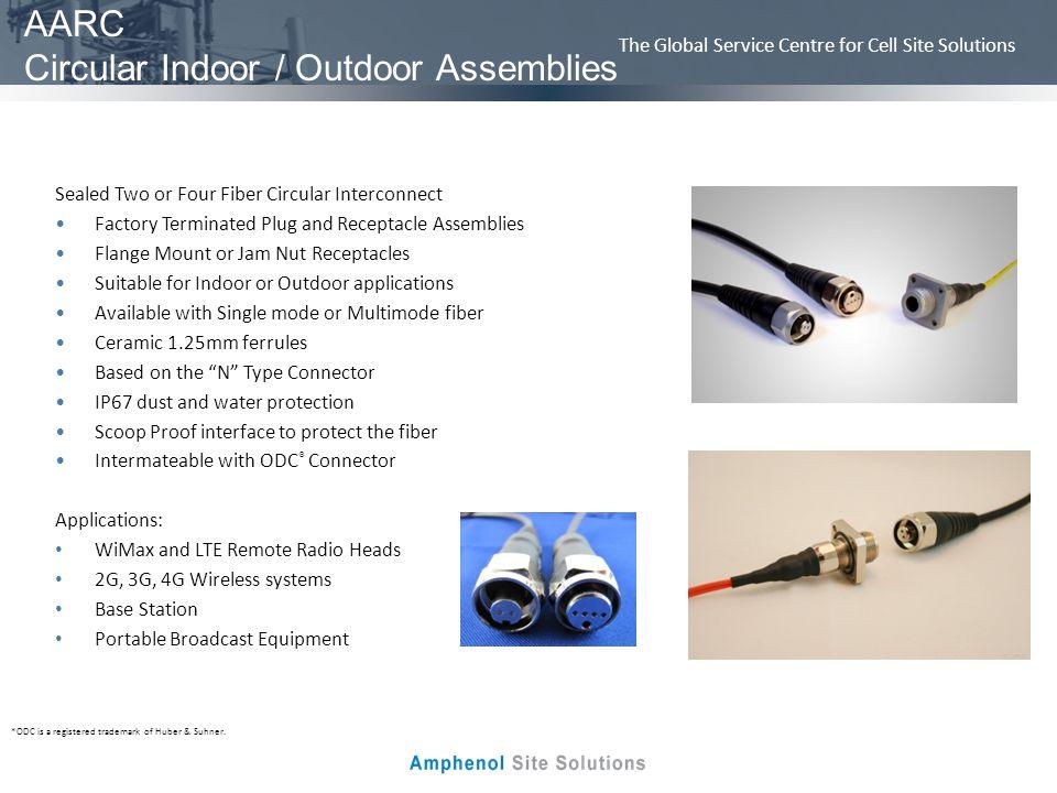 AARC Circular Indoor / Outdoor Assemblies