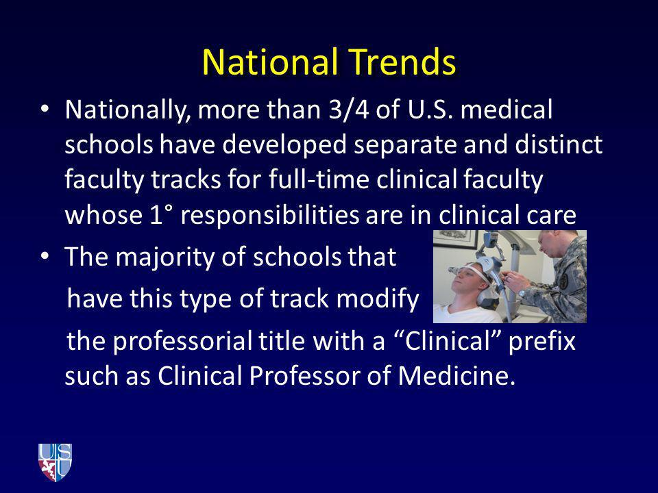 National Trends