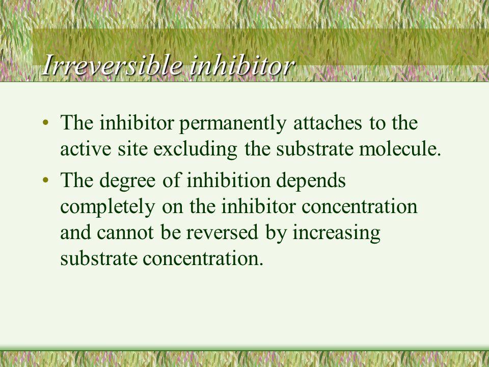 Irreversible inhibitor