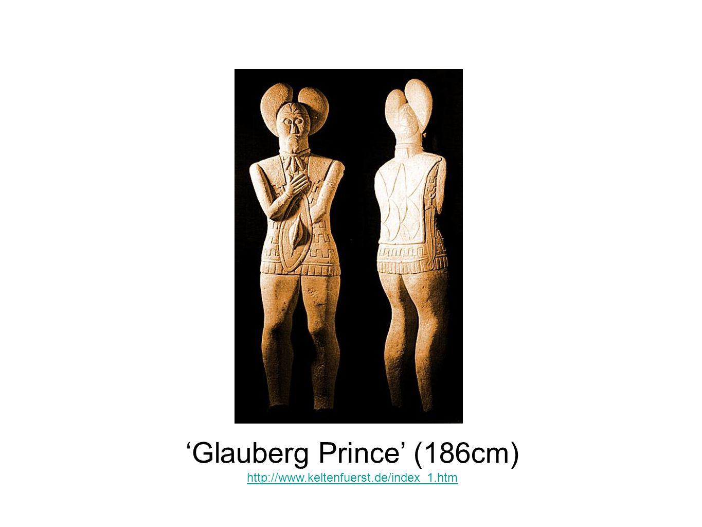 'Glauberg Prince' (186cm)