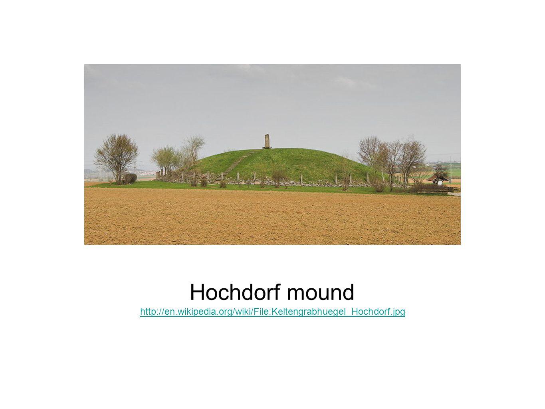 Hochdorf mound was investigated in 1977.