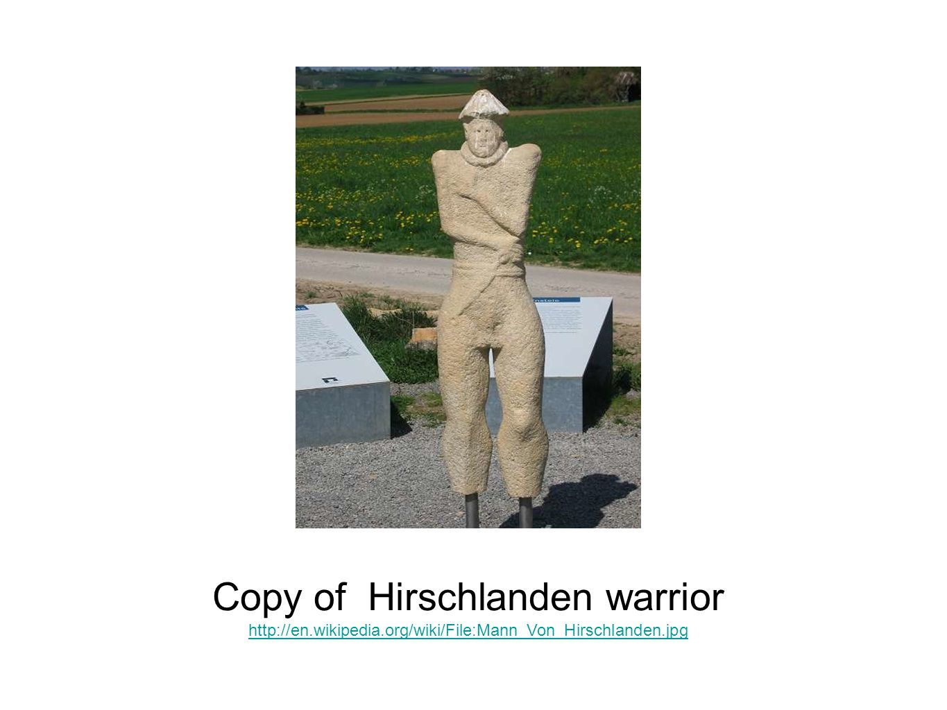 Copy of Hirschlanden warrior