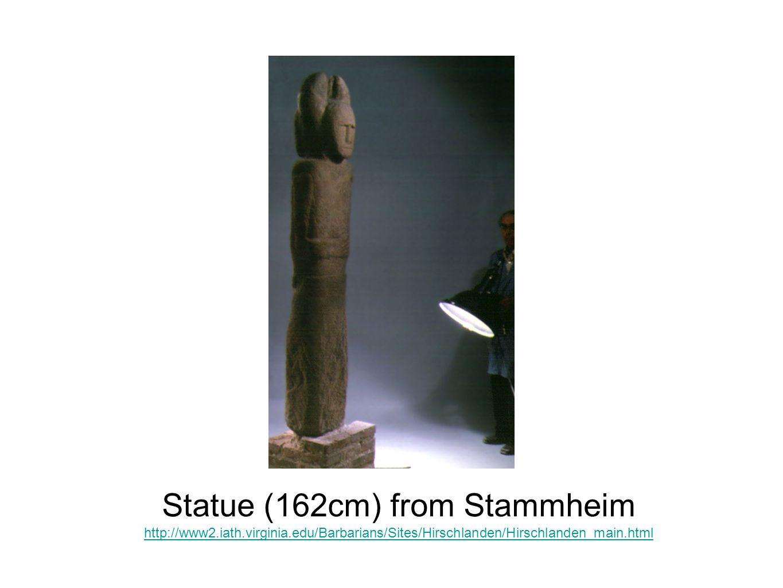 Statue (162cm) from Stammheim