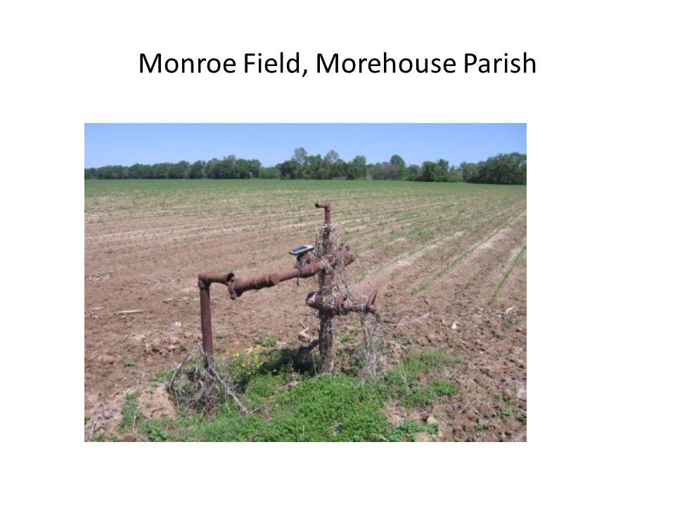 Monroe Field, Morehouse Parish