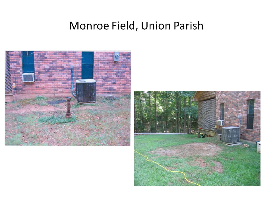 Monroe Field, Union Parish