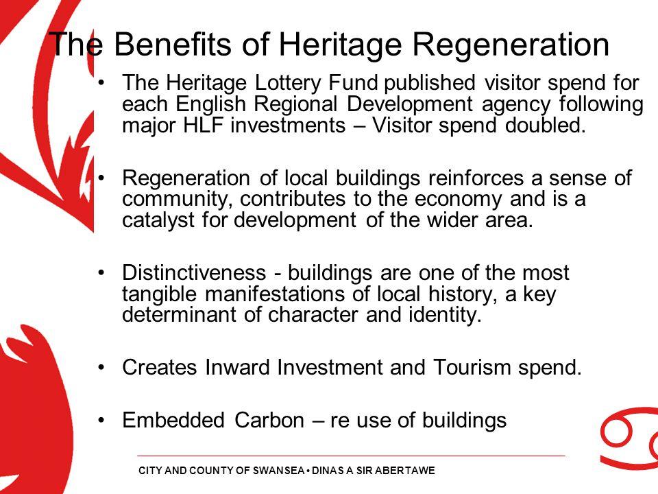 The Benefits of Heritage Regeneration