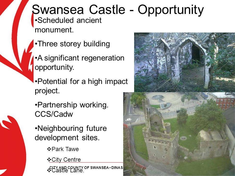 Swansea Castle - Opportunity