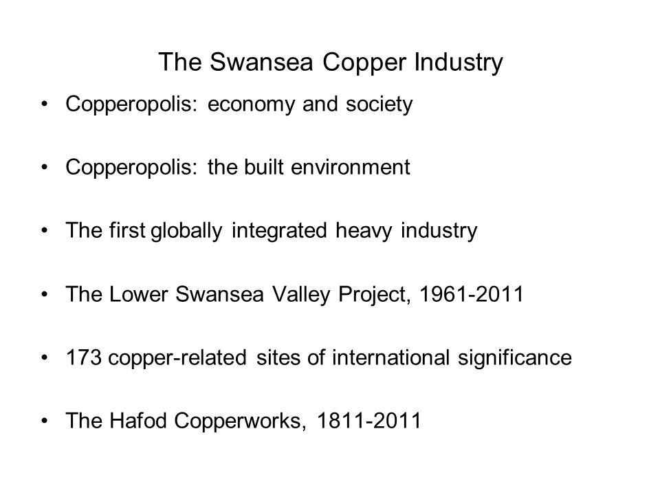 The Swansea Copper Industry