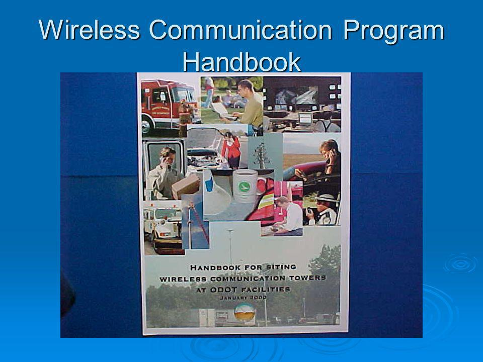 Wireless Communication Program Handbook