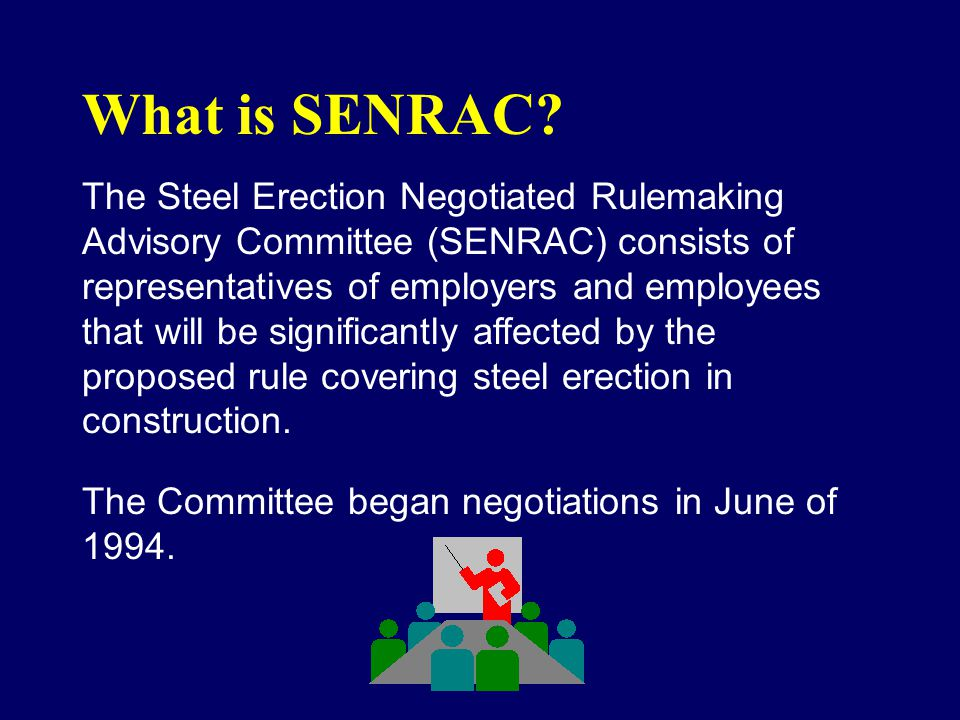 What is SENRAC