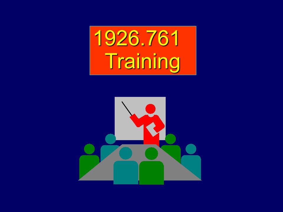 1926.761 Training