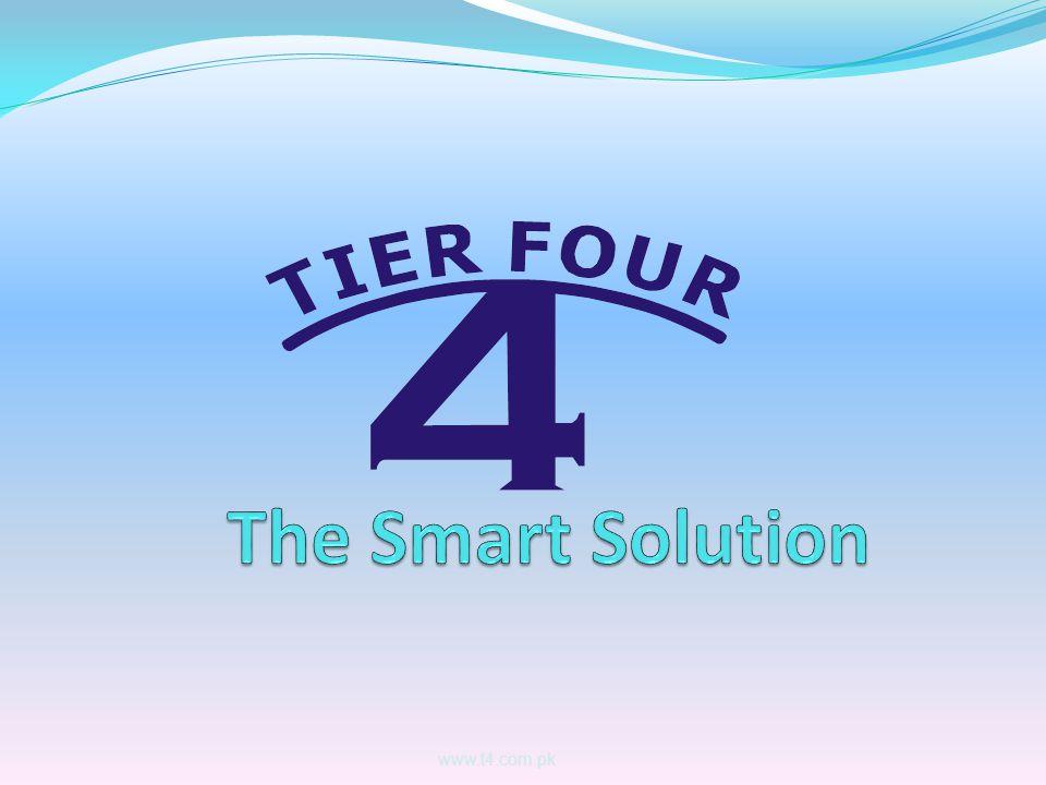 The Smart Solution www.t4.com.pk