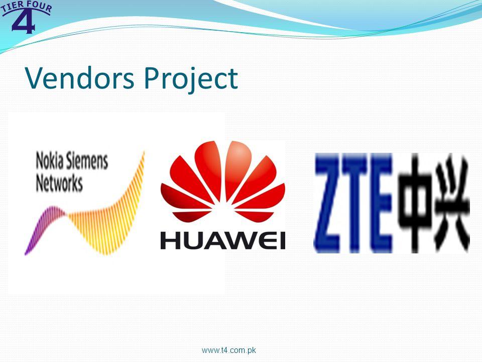 Vendors Project www.t4.com.pk