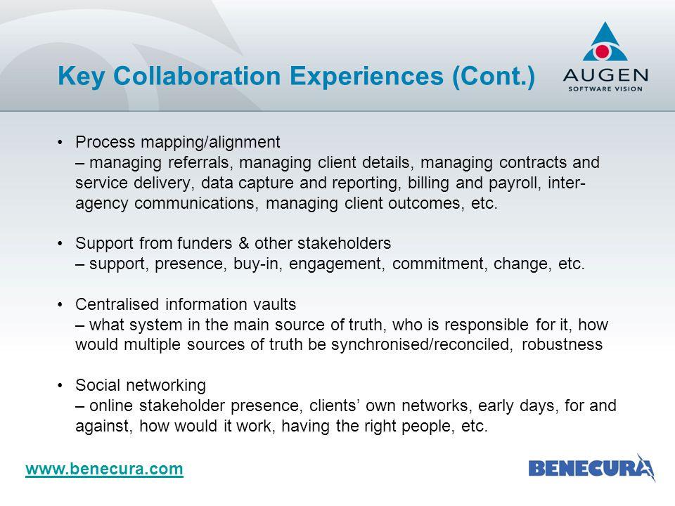 NGO Collaboration Summary