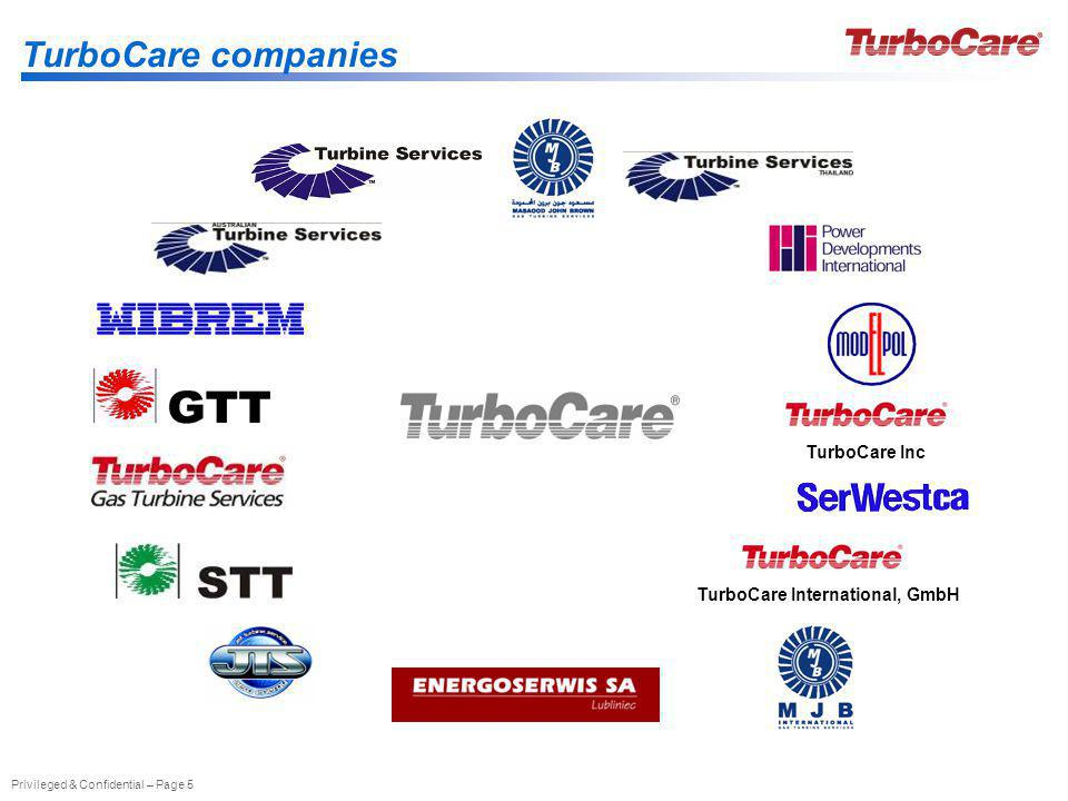 TurboCare International, GmbH