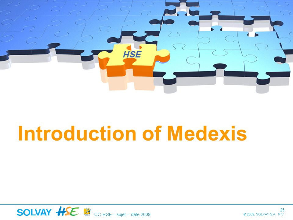 Introduction of Medexis