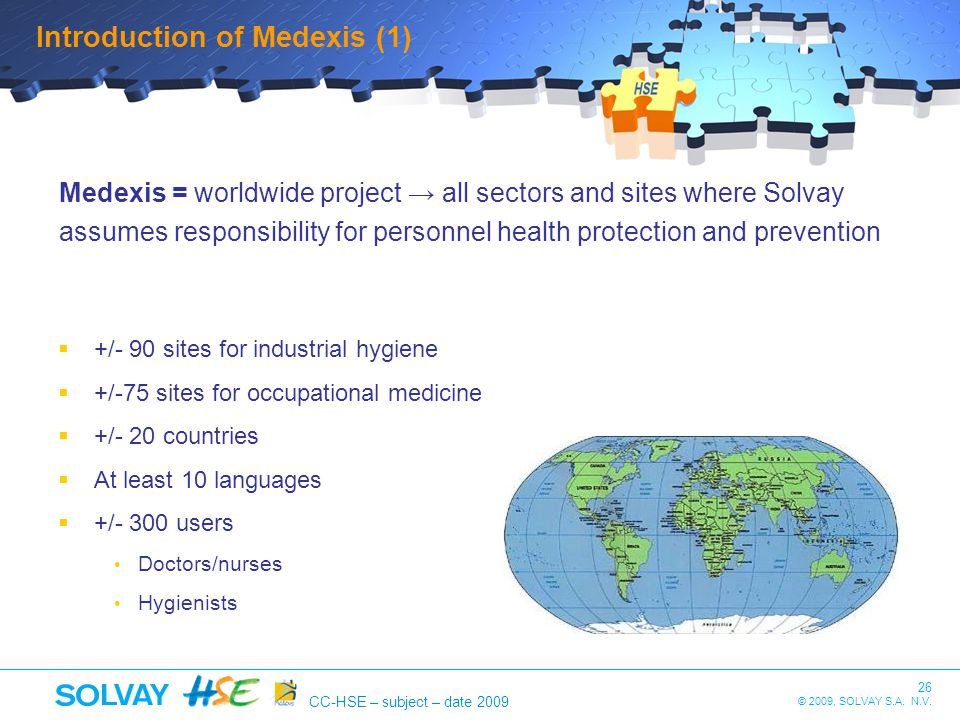 Introduction of Medexis (1)