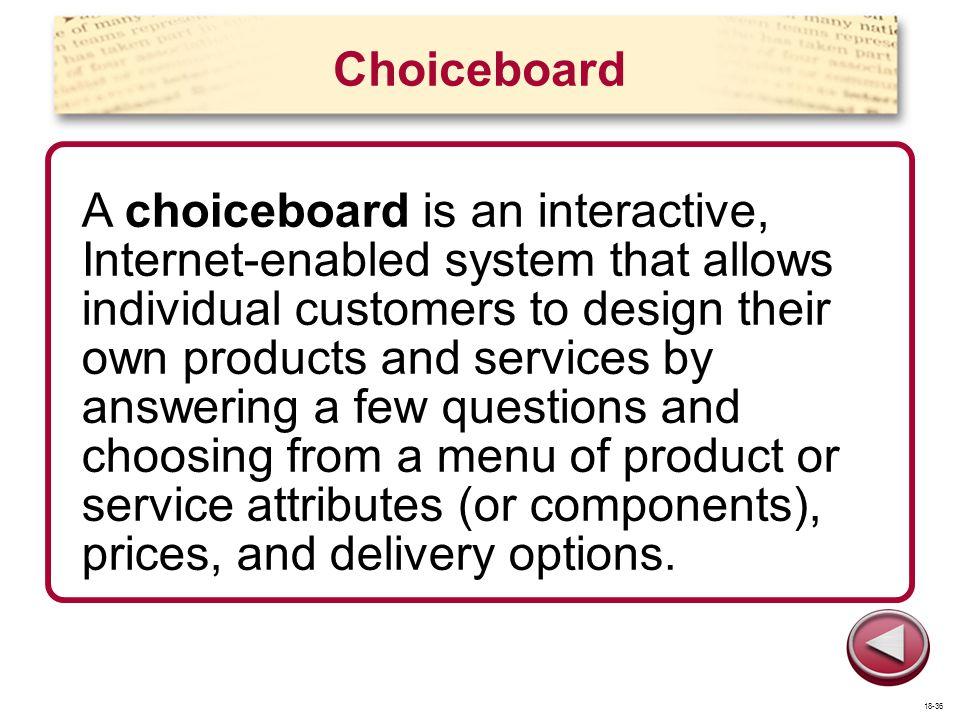 Choiceboard