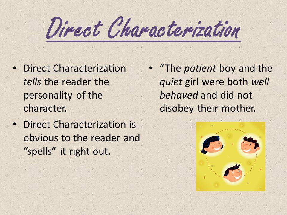 Direct Characterization