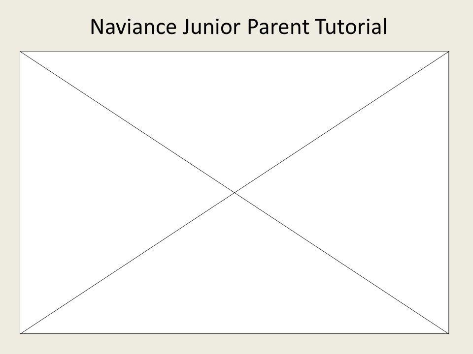 Naviance Junior Parent Tutorial
