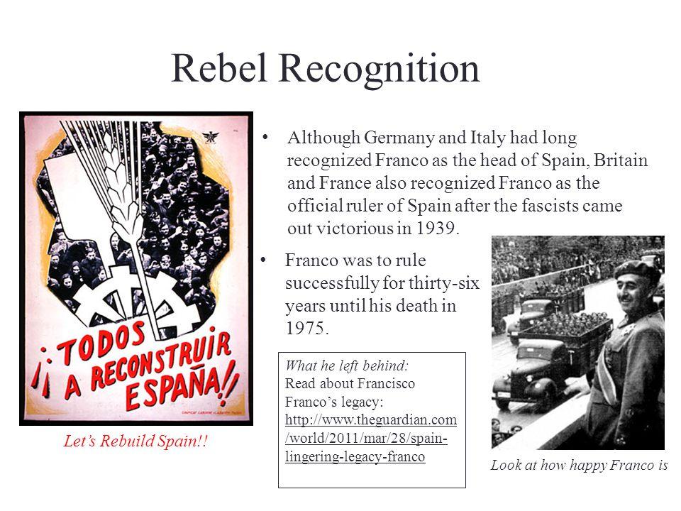 Rebel Recognition