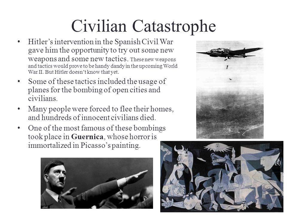 Civilian Catastrophe