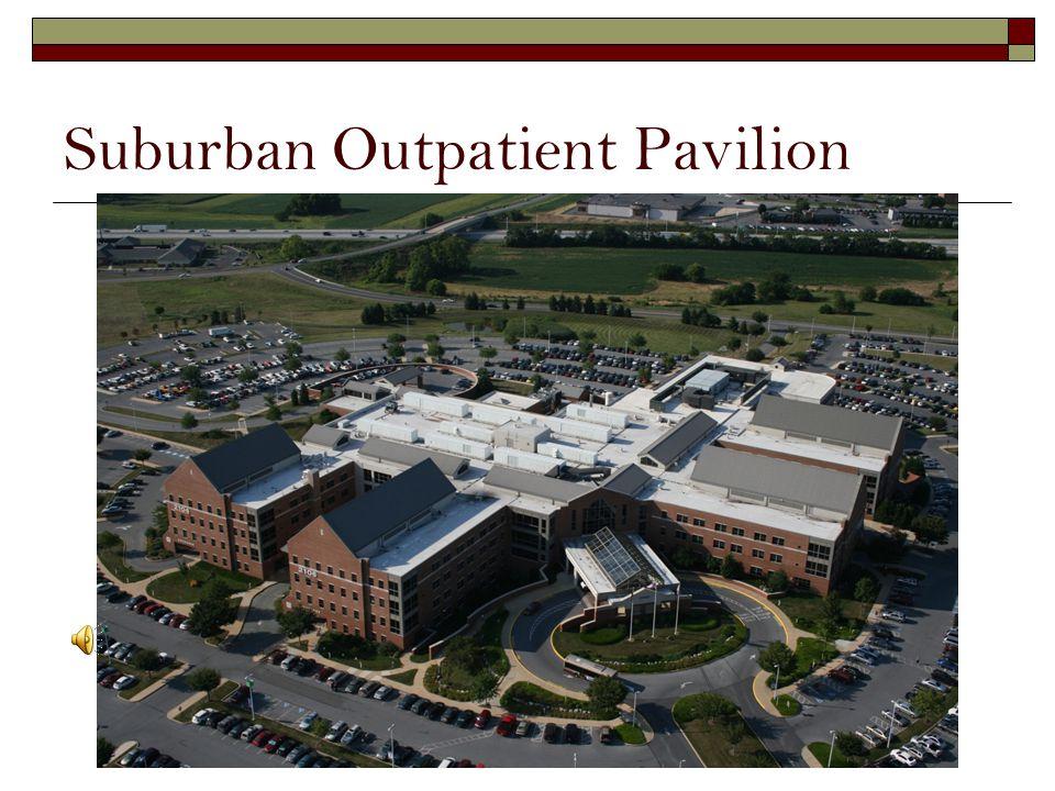 Suburban Outpatient Pavilion