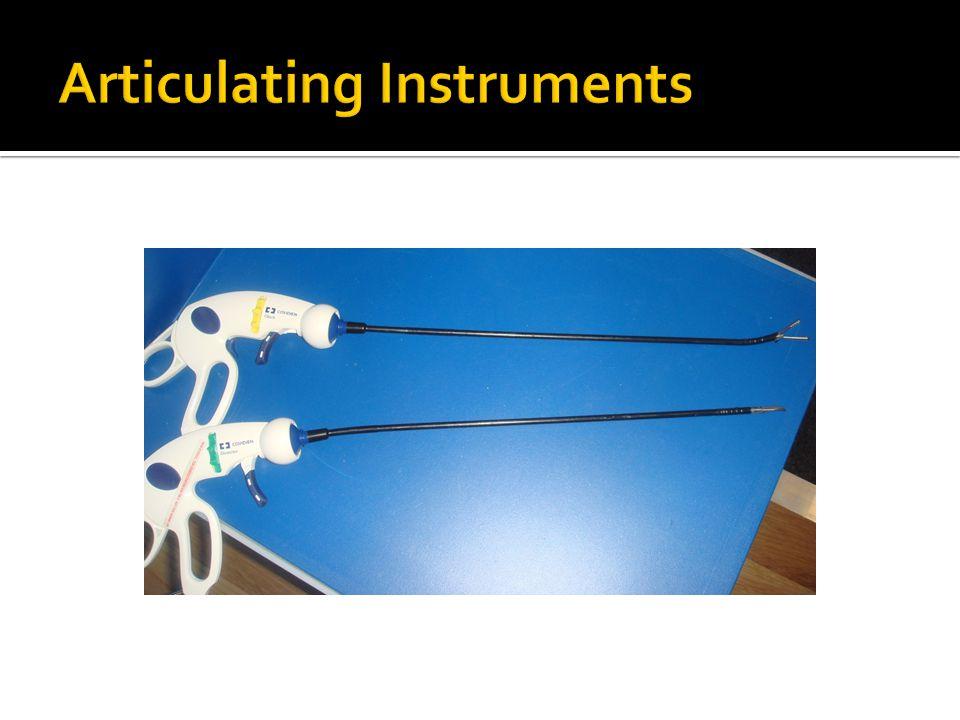 Articulating Instruments