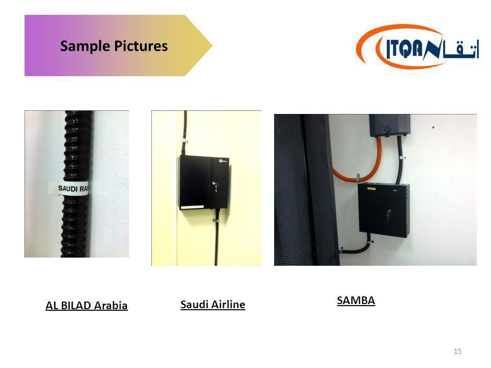 Sample Pictures SAMBA AL BILAD Arabia Saudi Airline