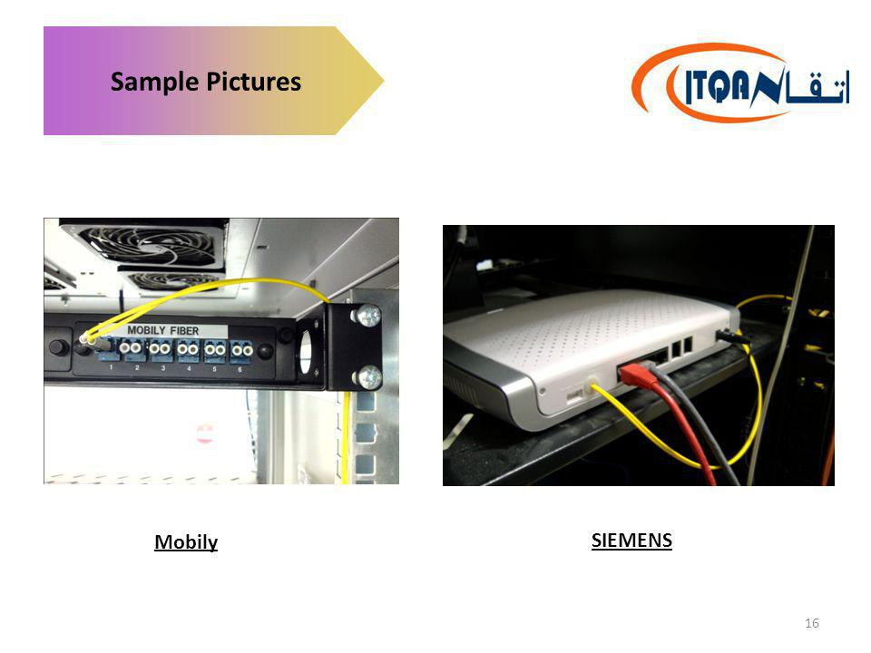 Sample Pictures Mobily SIEMENS