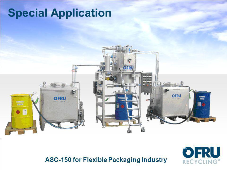 ASC-150 for Flexible Packaging Industry