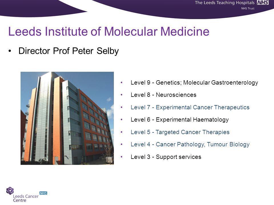 Leeds Institute of Molecular Medicine