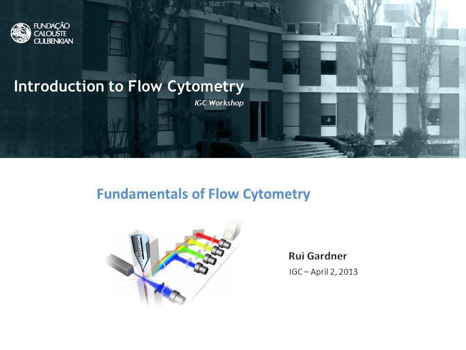 Flow Cytometry What is Flow Cytometry Introduction to Flow Cytometry