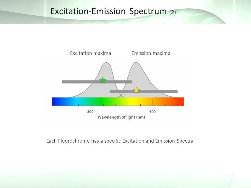 Excitation-Emission Spectrum (2)