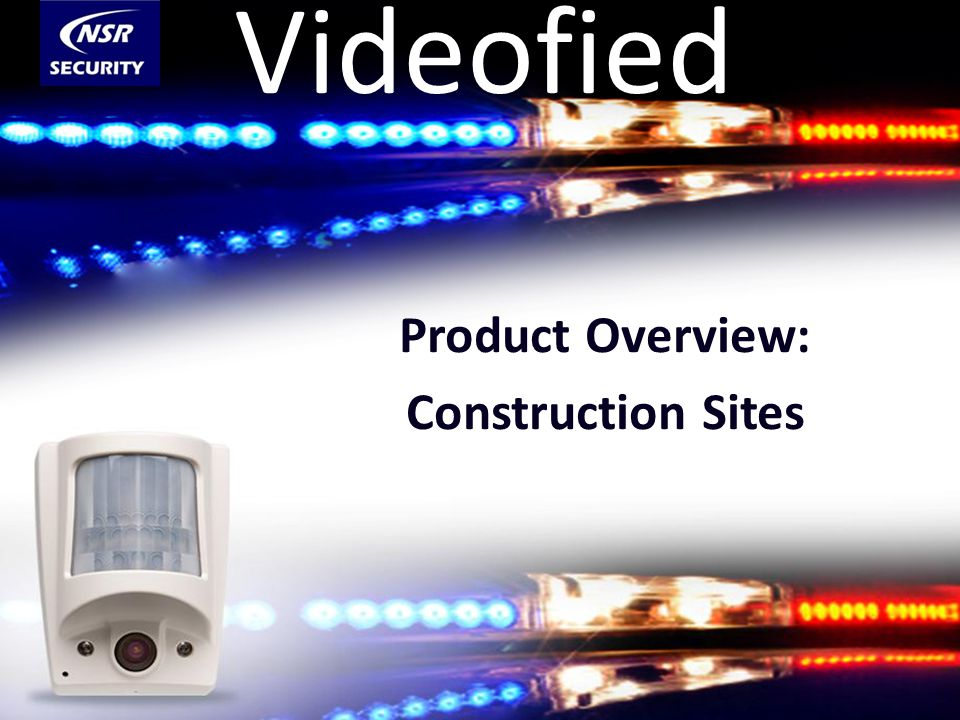 Product Overview: Construction Sites