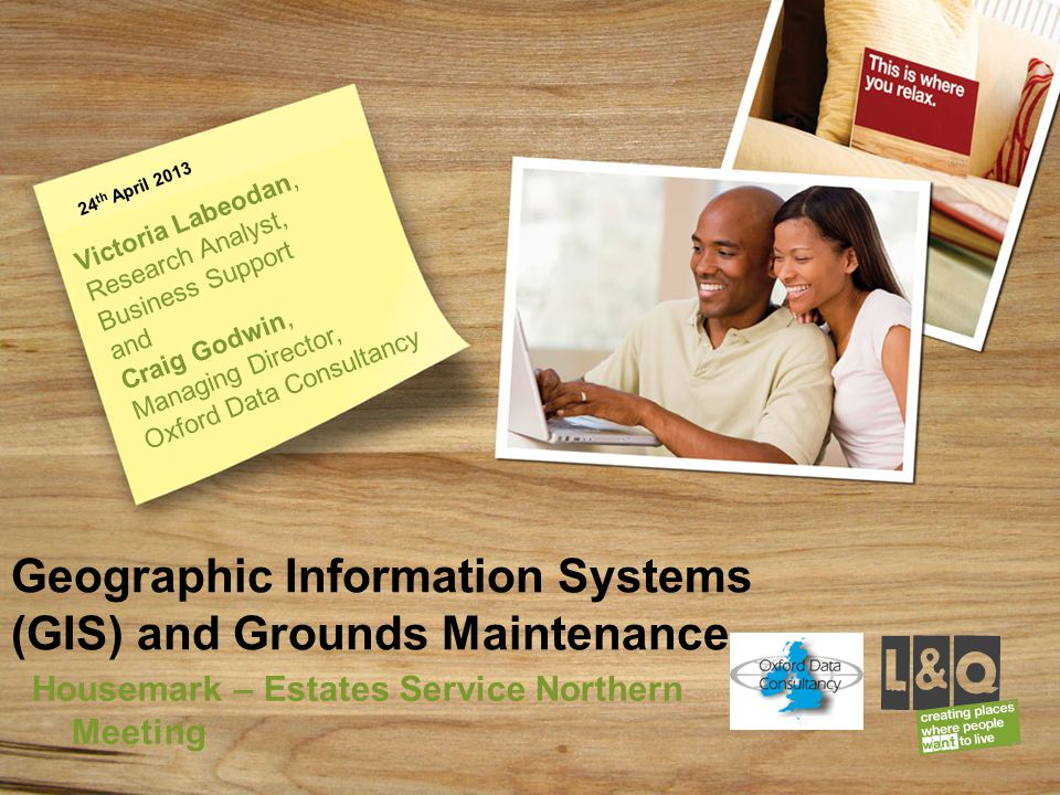Geographic Information Systems (GIS) and Grounds Maintenance