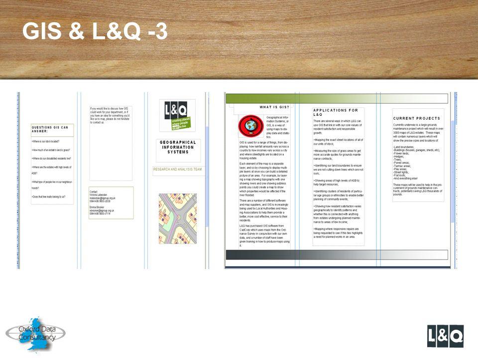GIS & L&Q -3