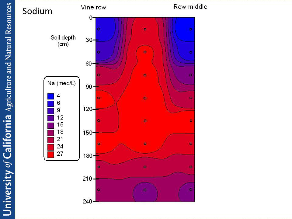 Sodium Sample site: Sodium