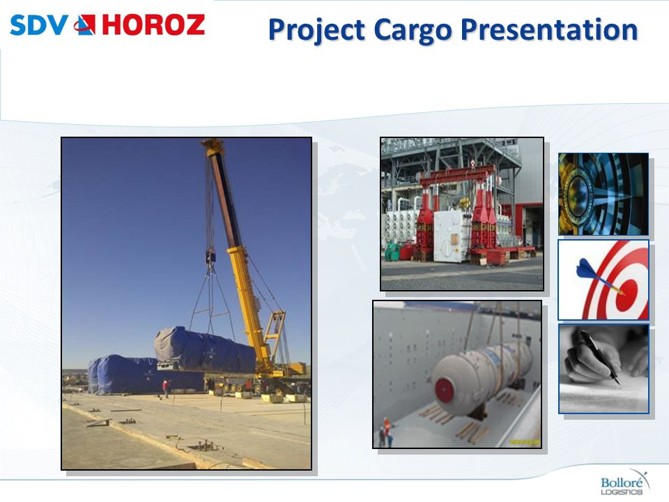 Project Cargo Presentation