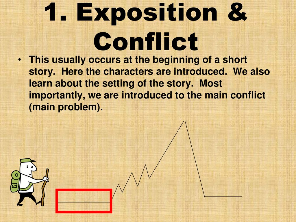 1. Exposition & Conflict