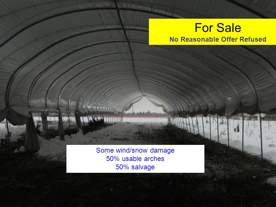 No Reasonable Offer Refused