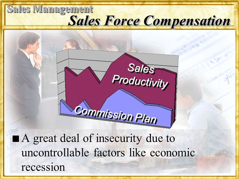 Sales Force Compensation