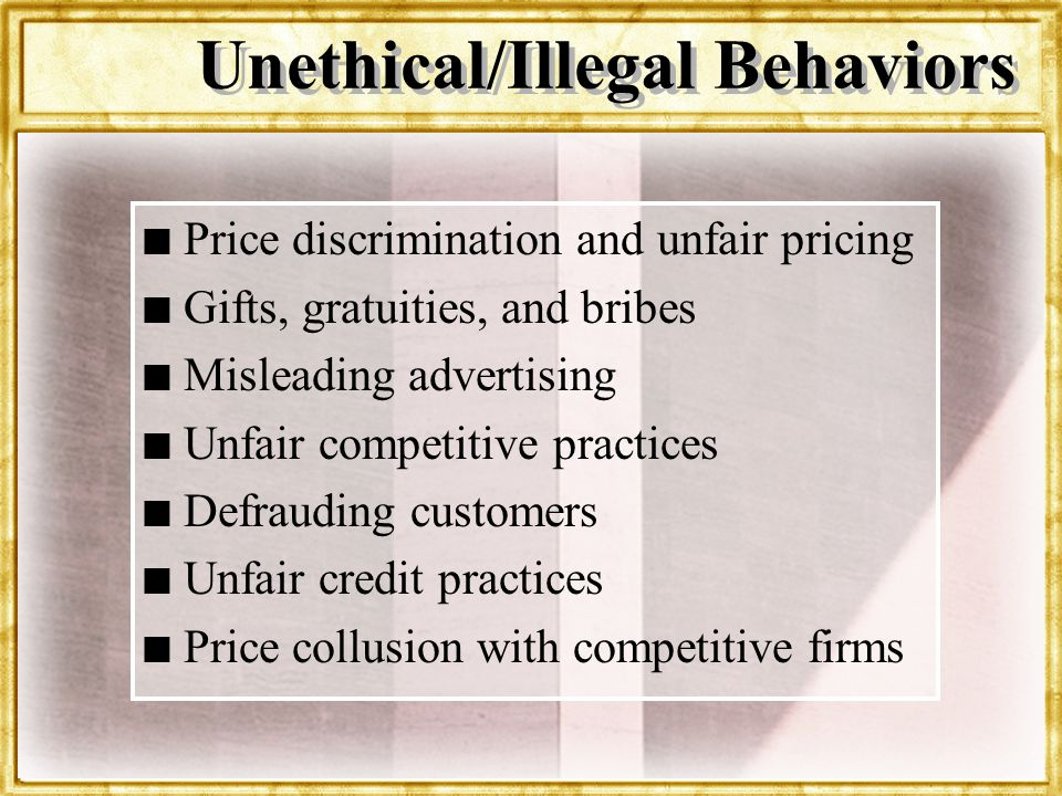 "the price of unethical behavior 9unethical behavior worsens employee  9unethical behavior harms stock price  unethical behavior worsens ""presenteeism,"" that."