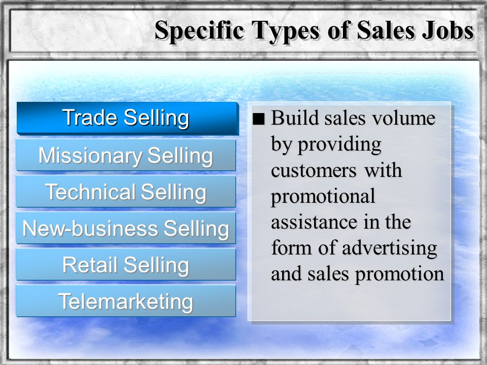 Trading systems sales jobs