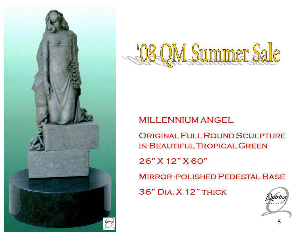 Millennium Angel 08 QM Summer Sale MILLENNIUM ANGEL