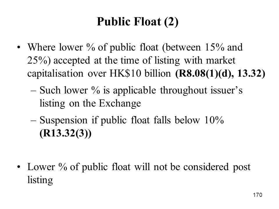 Public Float (2)
