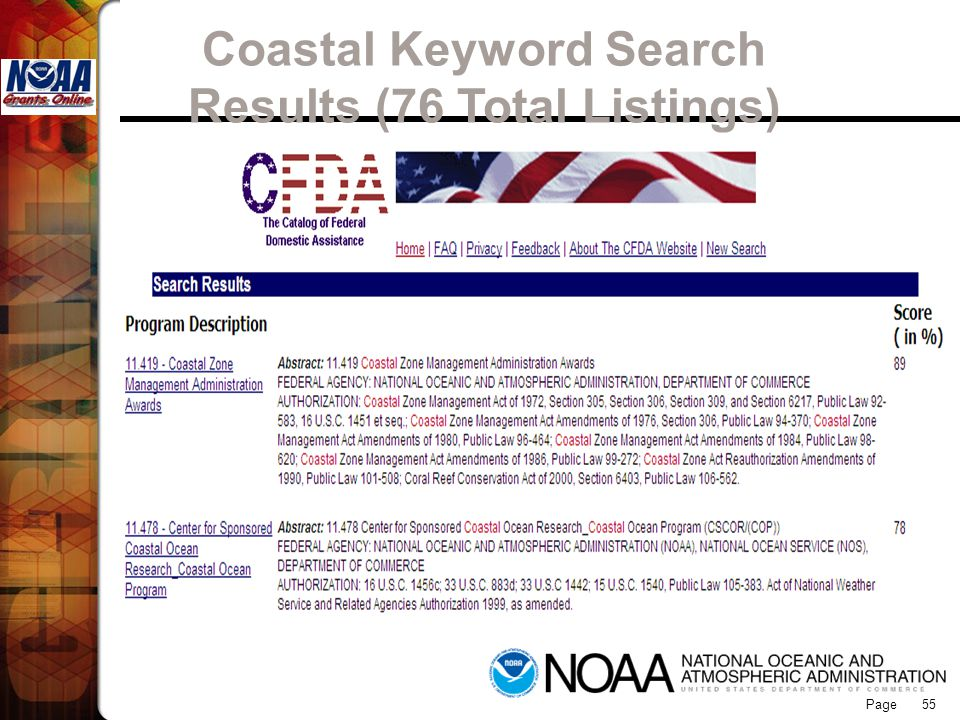Coastal Keyword Search Results (76 Total Listings)